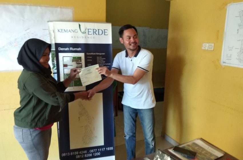 Cicilan 3 Jutaan, Rumah di Kemang Verde Residence Diserbu Konsumen