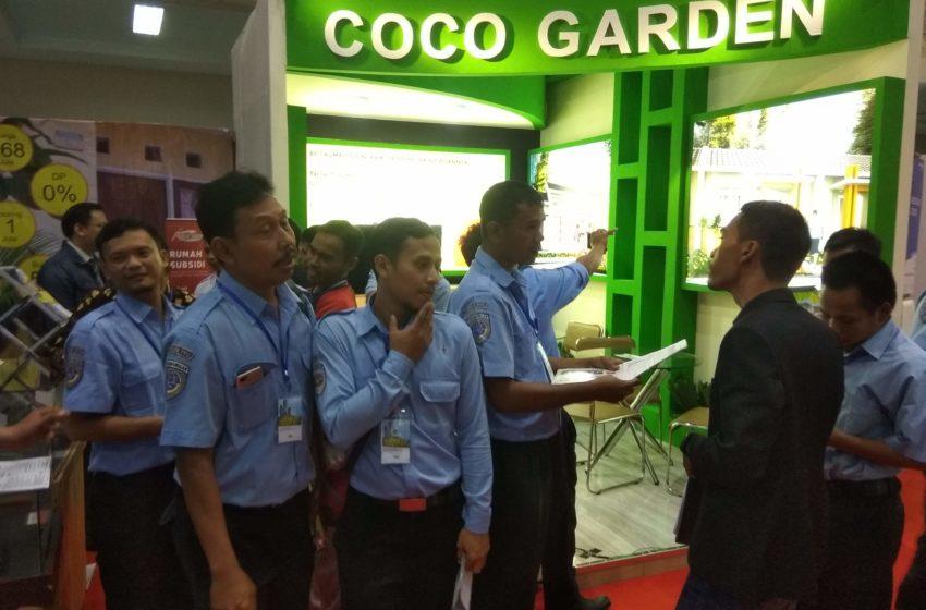 Subsidi DP, Kredit Rumah di Coco Garden Cicilan Rp.2 Jutaan