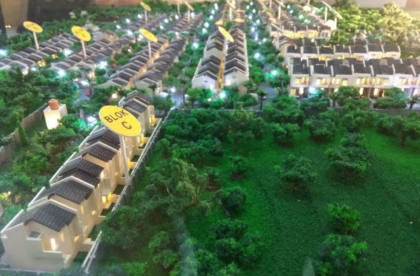 Ditjen Pajak, Borong Rumah Subsidi di Maja