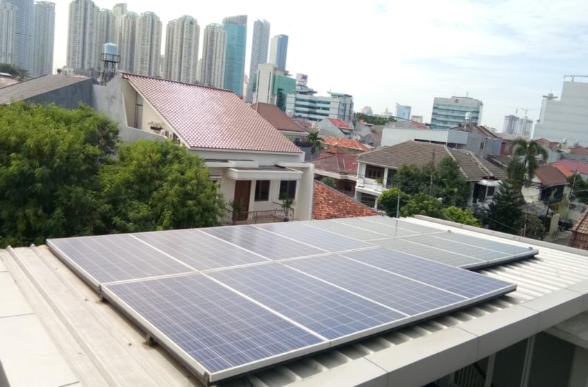 Energi Gratis, Melihat Potensi Pasar Solar Panel di Indonesia