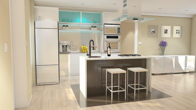 Rumah Minimalis, Terapkan Desain Dapur? Siapa Takut!