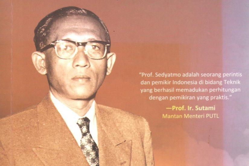 Profesor Sudiyatmo. (Foto: Istimewa)