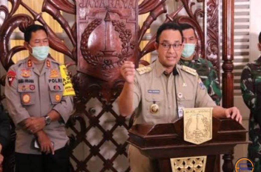 Perusahaan Pelanggar PSBB di DKI, Terancam Dicabut Izinnya