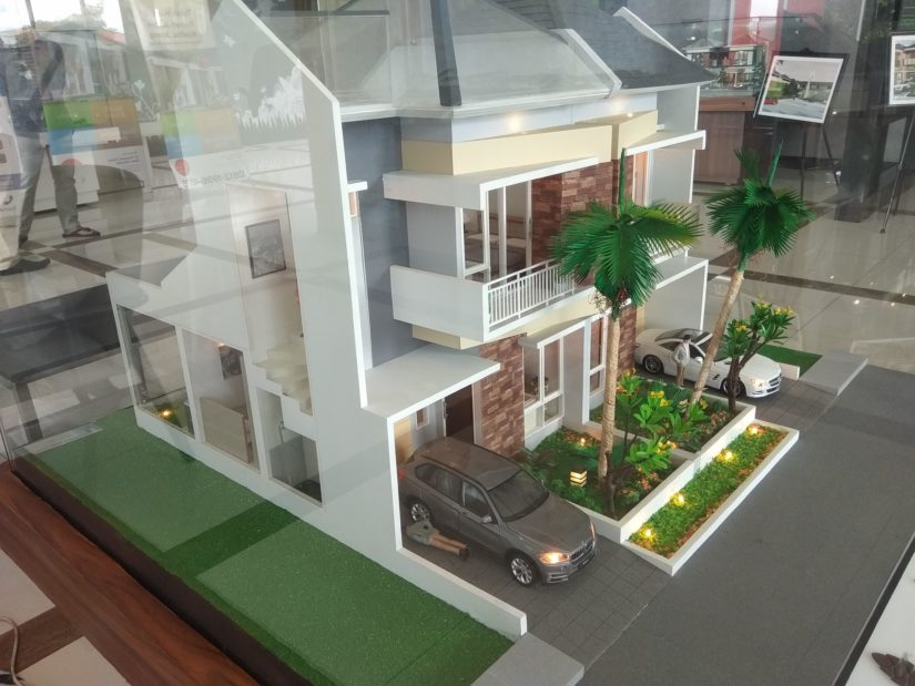 Punya Ciri Khas, Begini Desain Rumah Unik Versi Milenial