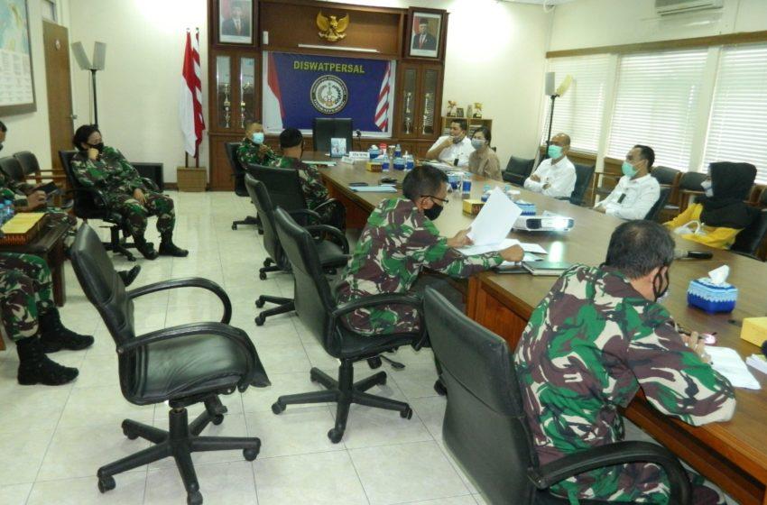 Diswat Persal Setujui PPMD TNI AL di Proyek Natureland Kiano