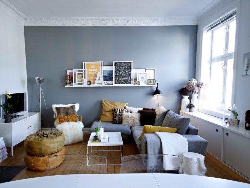 Agar Nyaman, Begini Tips Desain Ruang Keluarga