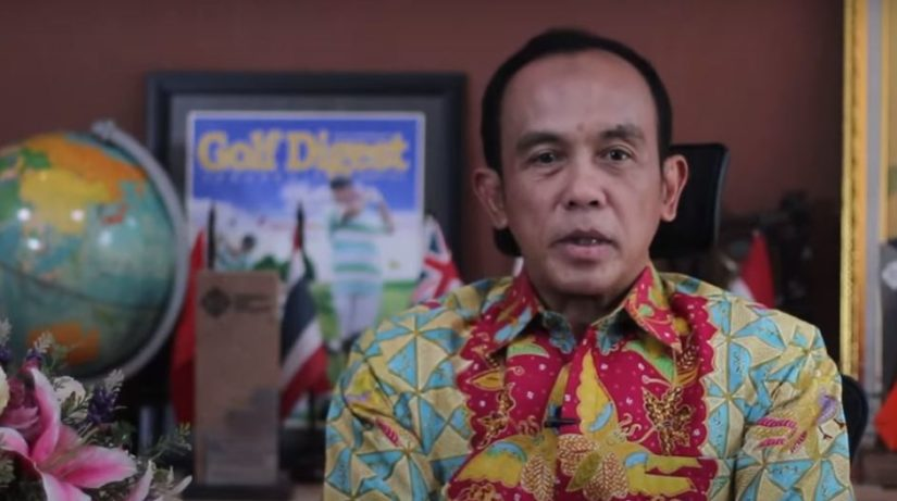 Effi Setiabudi – Direktur Utama  PT Debindo-ITE. (Foto: WG)
