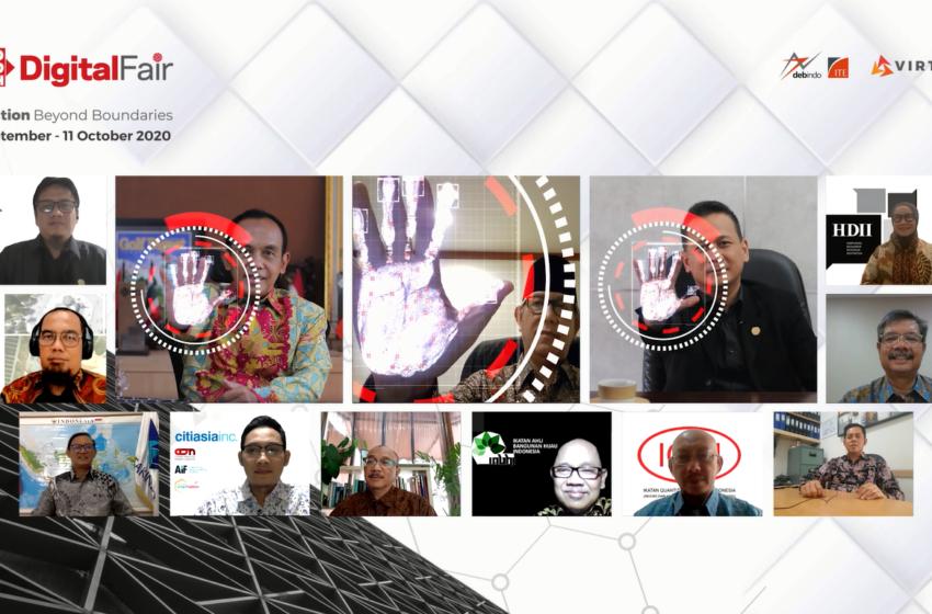 IndoBuildTech Digital Fair 2020, Jadi Solusi Ditengah Pandemi