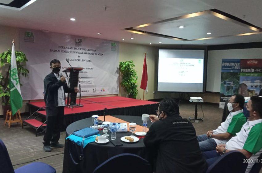 BPW BEA Banten Resmi Dikukuhkan di Ara Hotel Gading Serpong