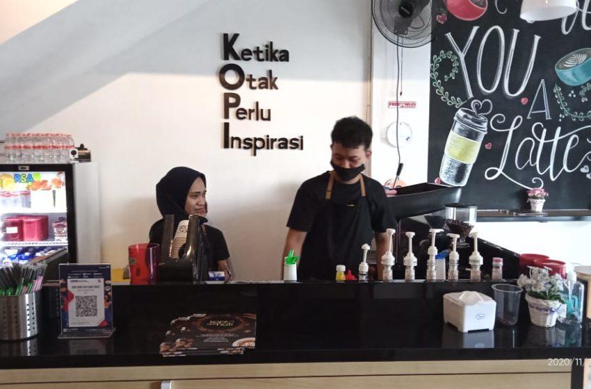 Kopi Gula Aren Paling Digemari Pengunjung Kedai Kopi dari Hati