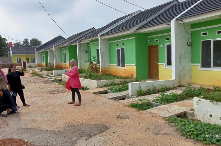 2 Kamar Tidur, Rumah Subsidi Cicilan 1 Jutaan