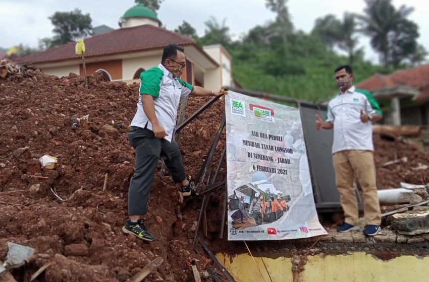 Ringankan Beban Korban, BEA Indonesia Salurkan Bantuan