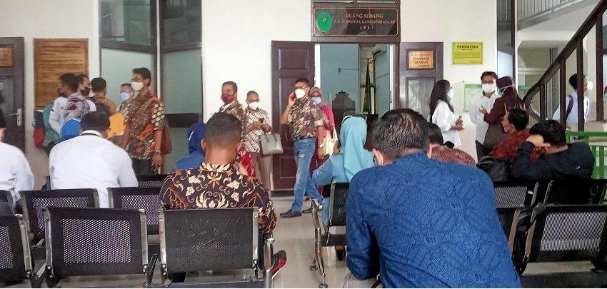 PN Jaksel Gelar Praperadilan SP3