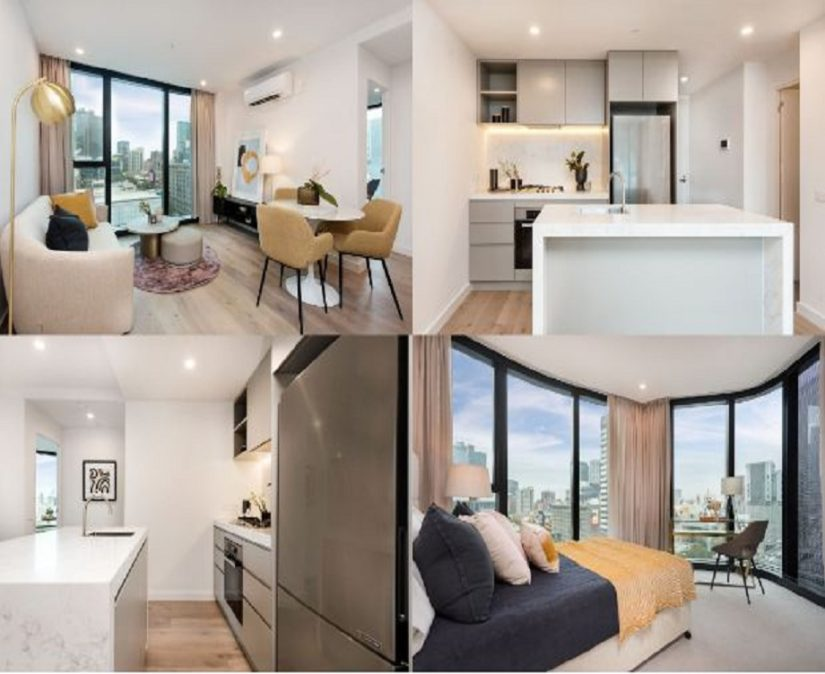 Interior Apartemen 380 Melbourne. (Foto: Istimewa)