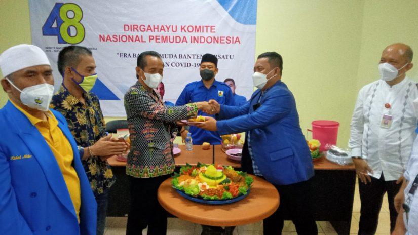 Ketua DPD KNPI Satukan Pemuda di Banten
