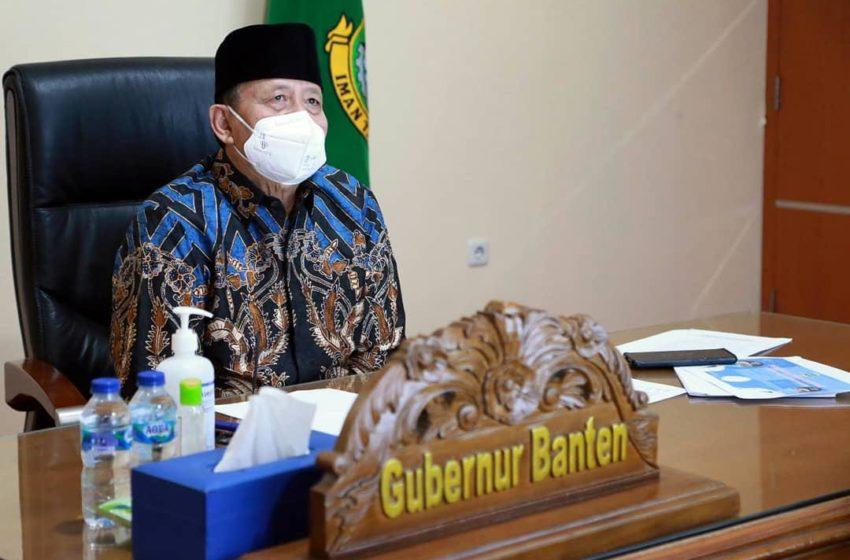 Gubernur Banten Instruksi Kepsek jadi Relawan Covid-19