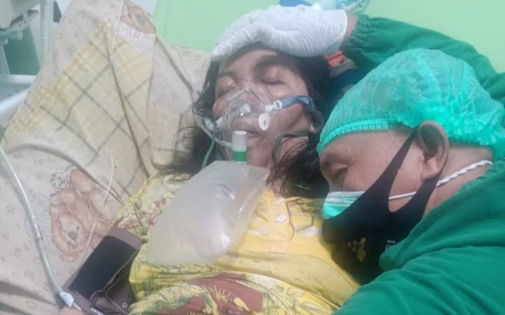 Positif Covid-19, Istri Nurdin Butuh Donor Plasma