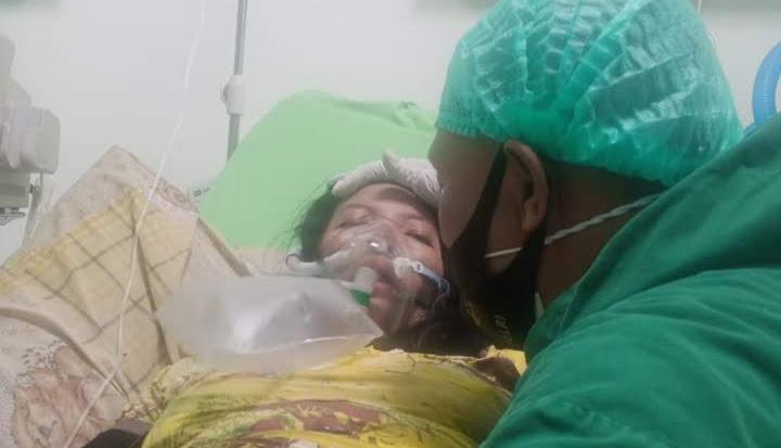 Takbiran Idul Adha 2021 Dilantunkan di Rumah Sakit