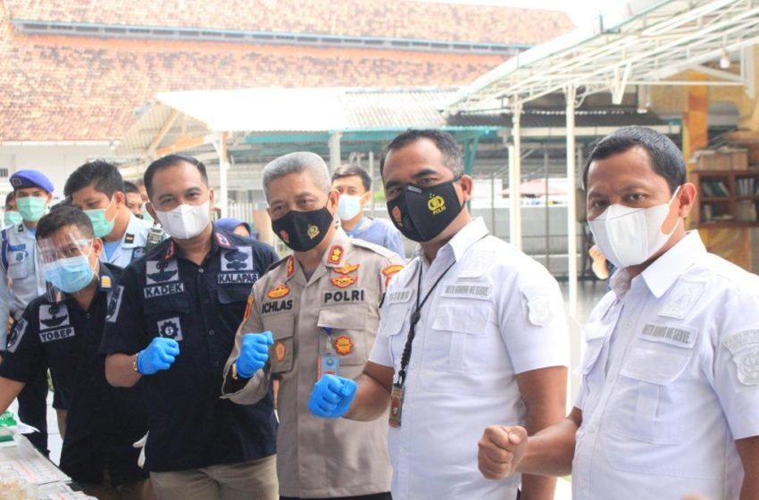 Lapas Pemuda Kelas IIA Tangerang, Terus Berangus Narkoba!