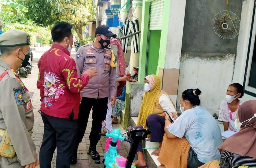 Polsek Kep Seribu Utara Jaring 13 Pelanggar ProKes!