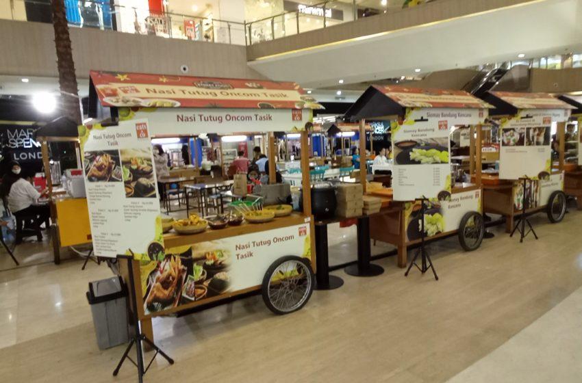 Berburu Kuliner di Mall Grand Metropolitan Bekasi