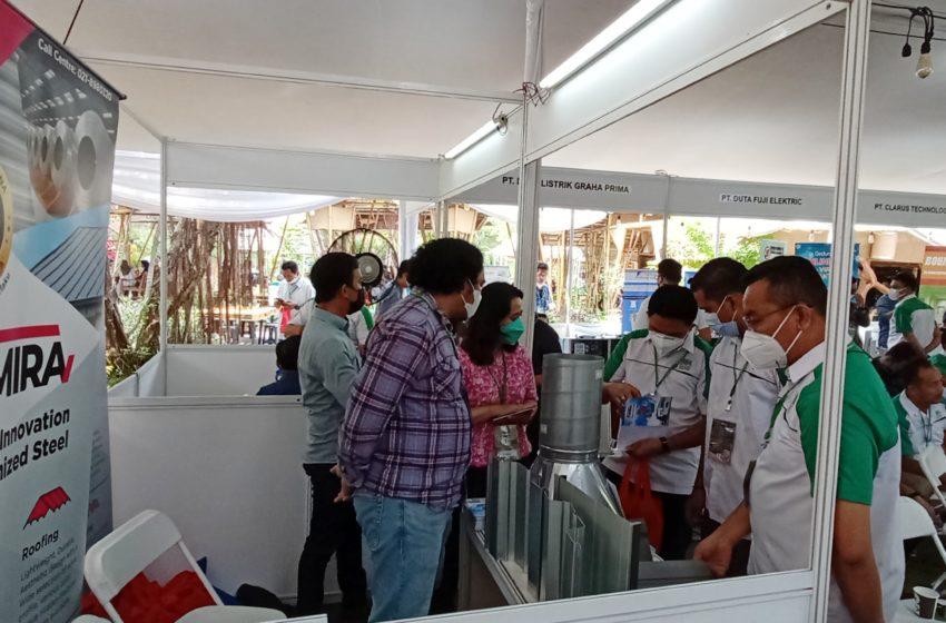 BEA Gathering 2021, Stand Produk Fumira Diserbu Pengunjung!